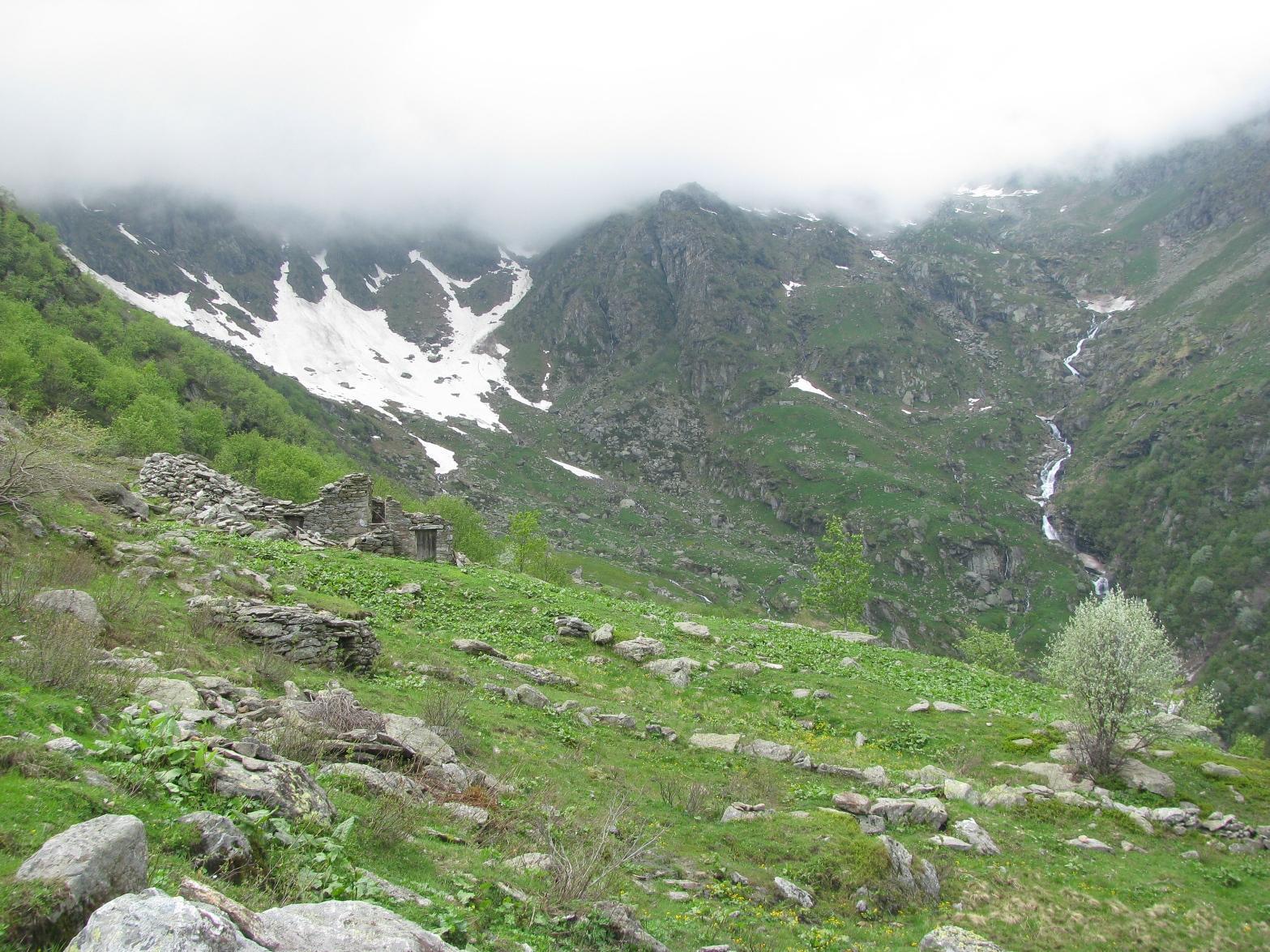 Ruderi Alpe Fumà