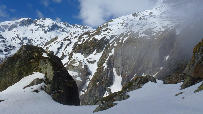 verso la Mionda dall'Alpe Rest