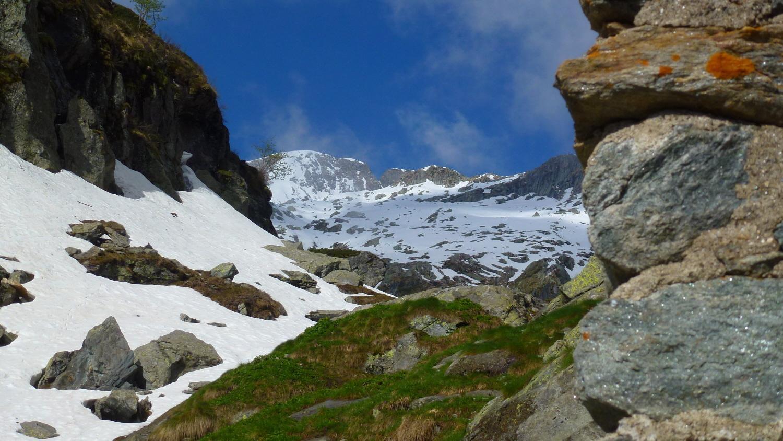 Scorcio sul Monfandi' dall'Alpe Buffa