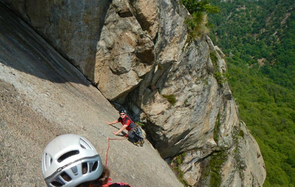 Sbarua (Rocca) Sperone Cinquetti - 50° Gerva 2014-05-24