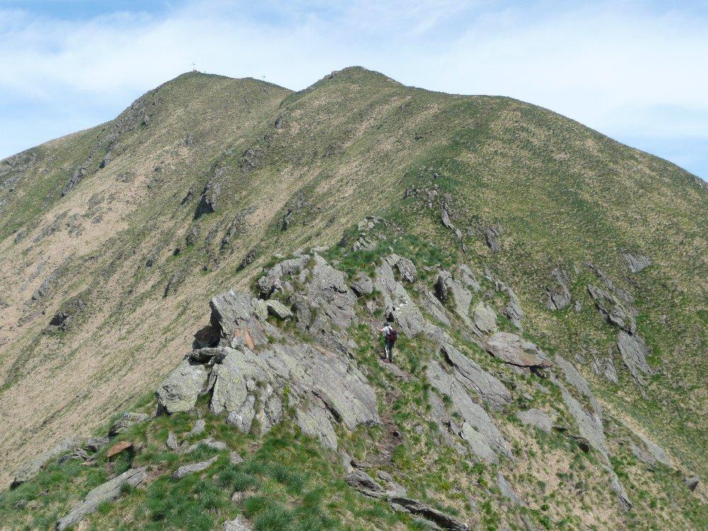 Cerano (Monte) da Casale Corte Cerro 2014-05-25