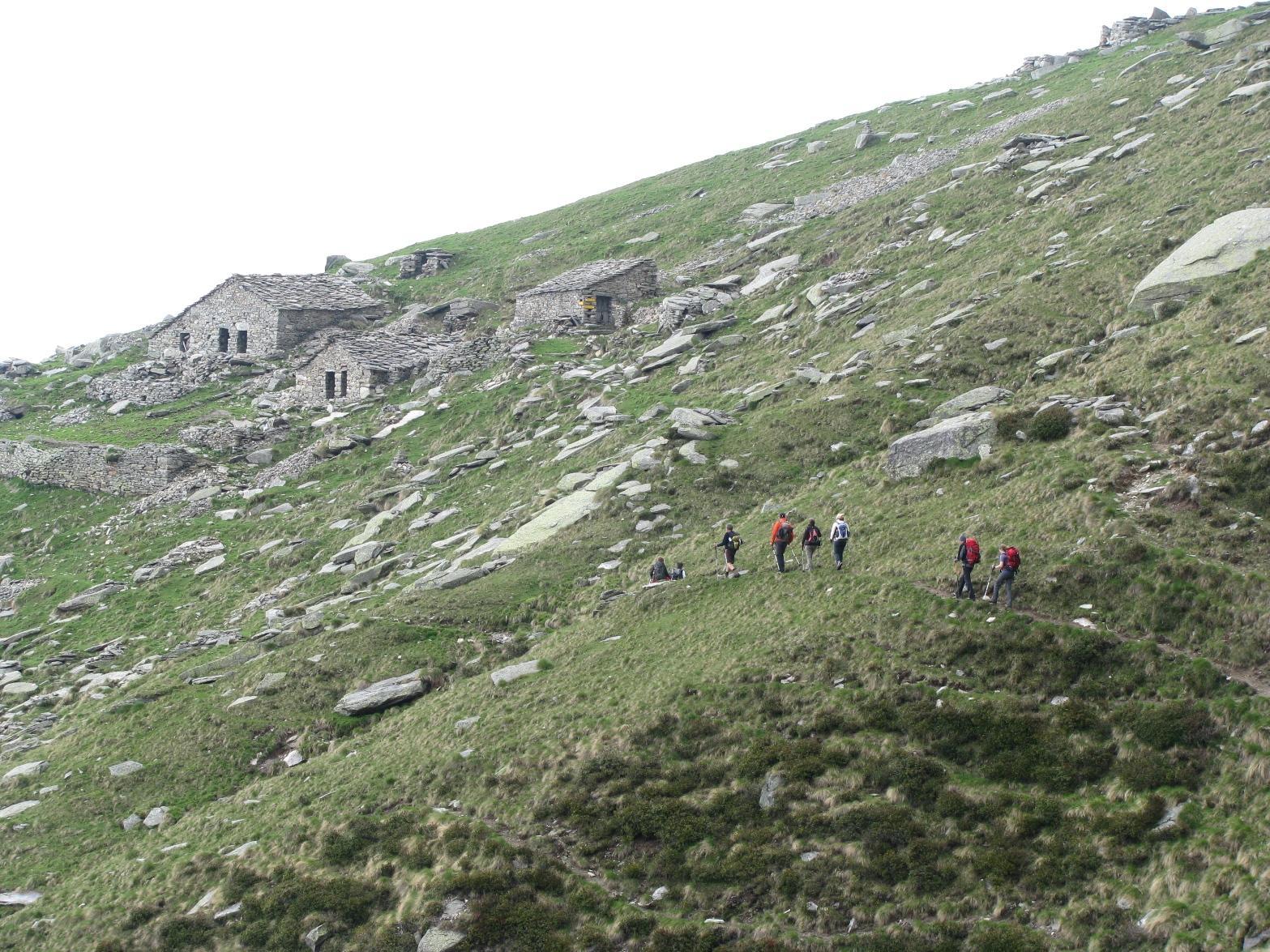 Alpe Praghetta superiori