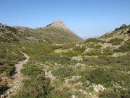 Ultimo tratto della valle di Achlada