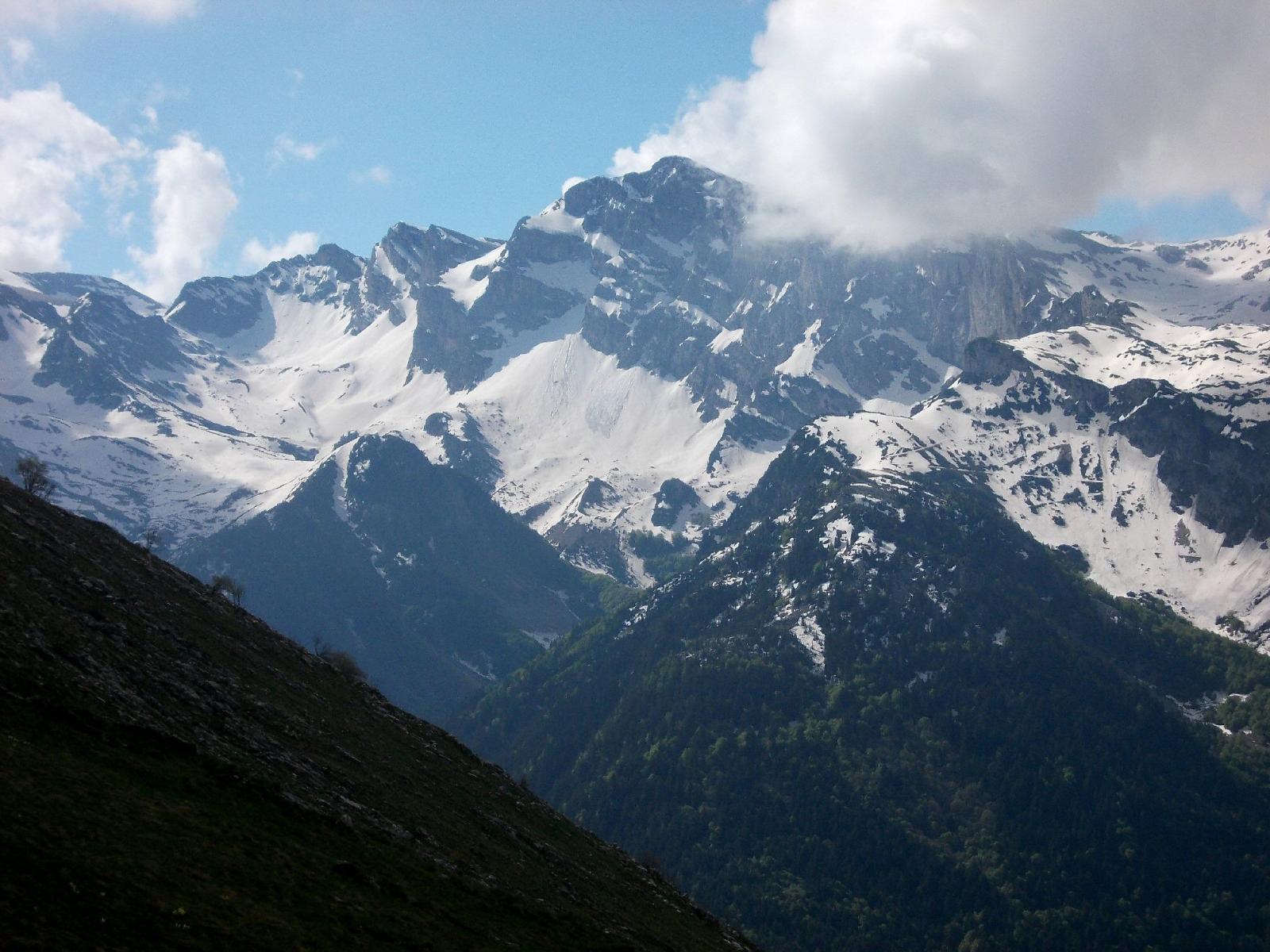 vista Marguareis