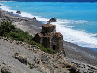 La chiesa di Aghios Pavlos