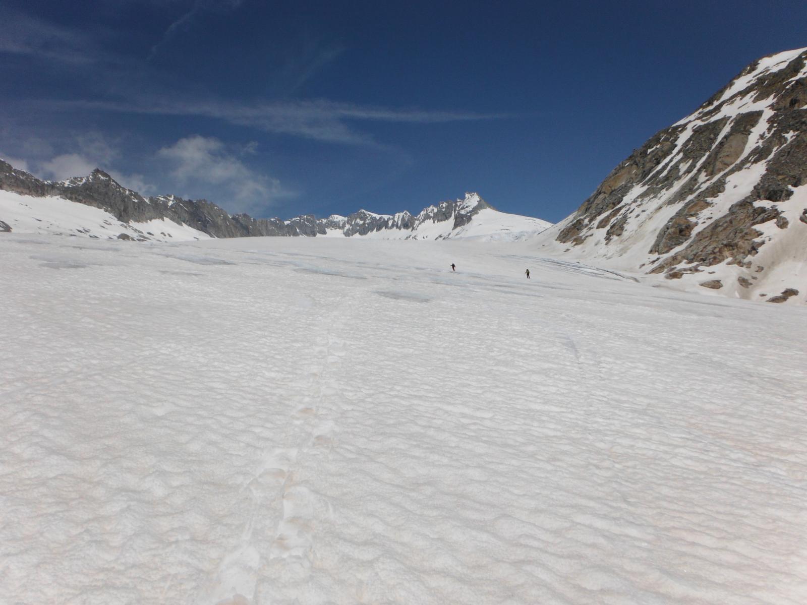 Sul ghiacciao