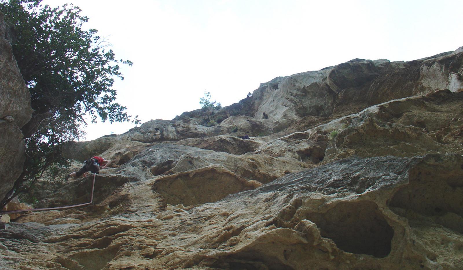 lato sinistro erosione