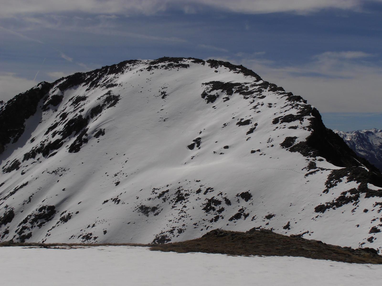 03 - dal bivacco verso il Mont Mary