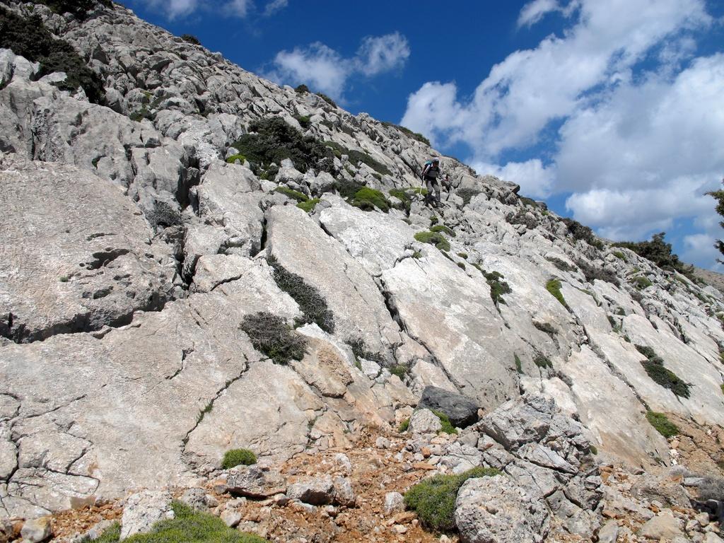 Trocharis (Monte) Traversata dallo Xerolimni allo Zaranokefala 2014-06-06