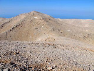 Verso il Thodhorì Korfì