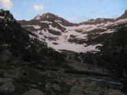 uno sguardo all'imbocco del Vallone di Ciriegia