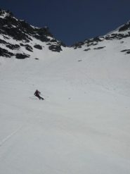 canale Ovest del Breithorn