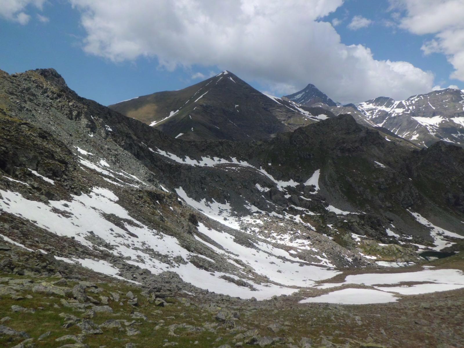 Monte Palon e laghetti del Turlo