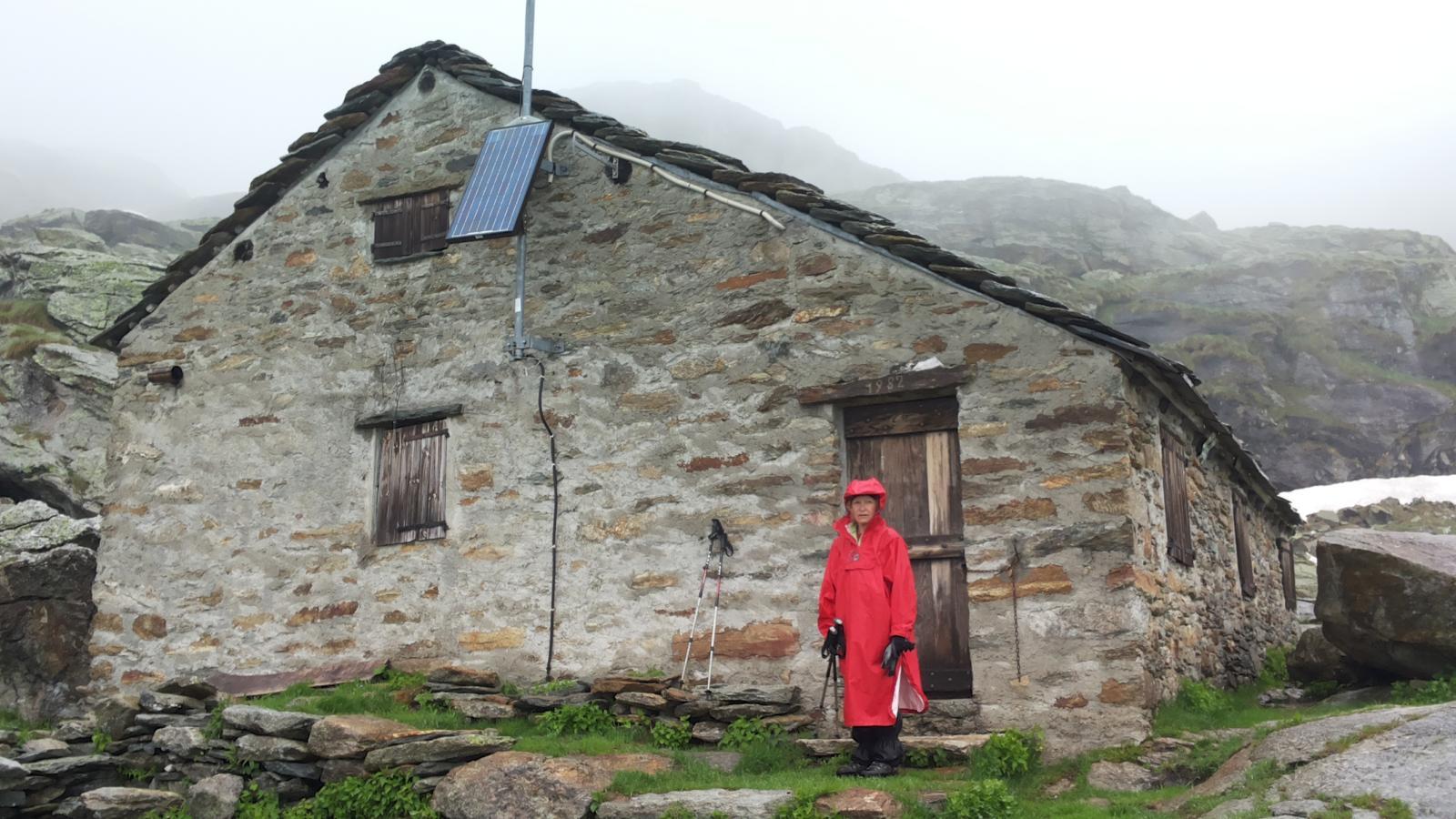 il rifugio Chiaromonte
