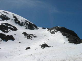 neve fresca dopo i 2600 m