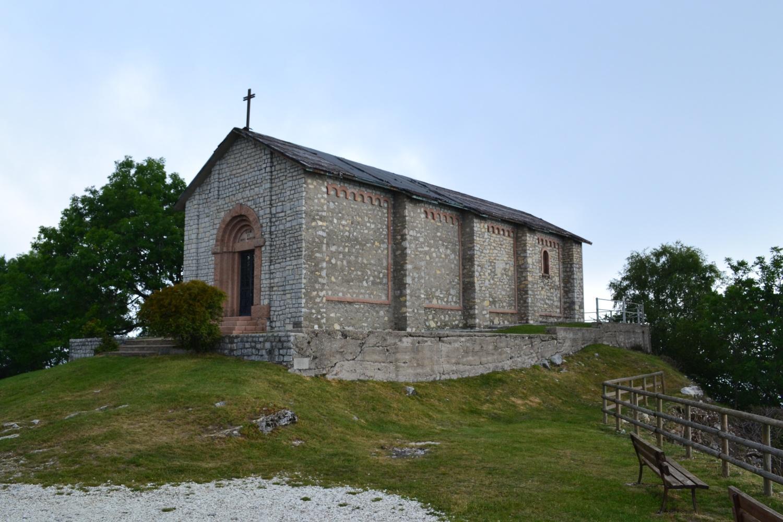 Chiesetta di San Martino in Culmine