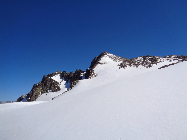 neve liscissima in alto