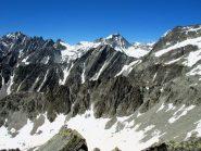 Verso il Mont Gelé