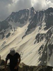Il 14-06-14 dalla cima della Ghilié