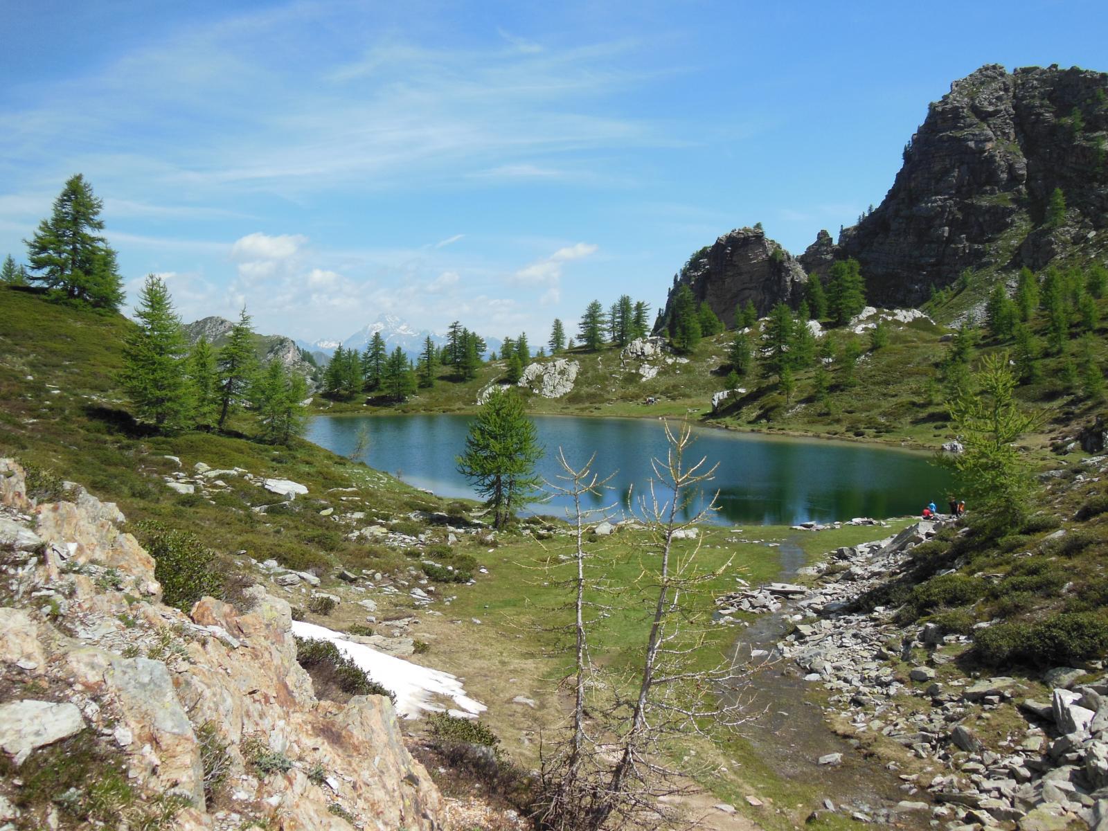 Lago Nero di Canosio