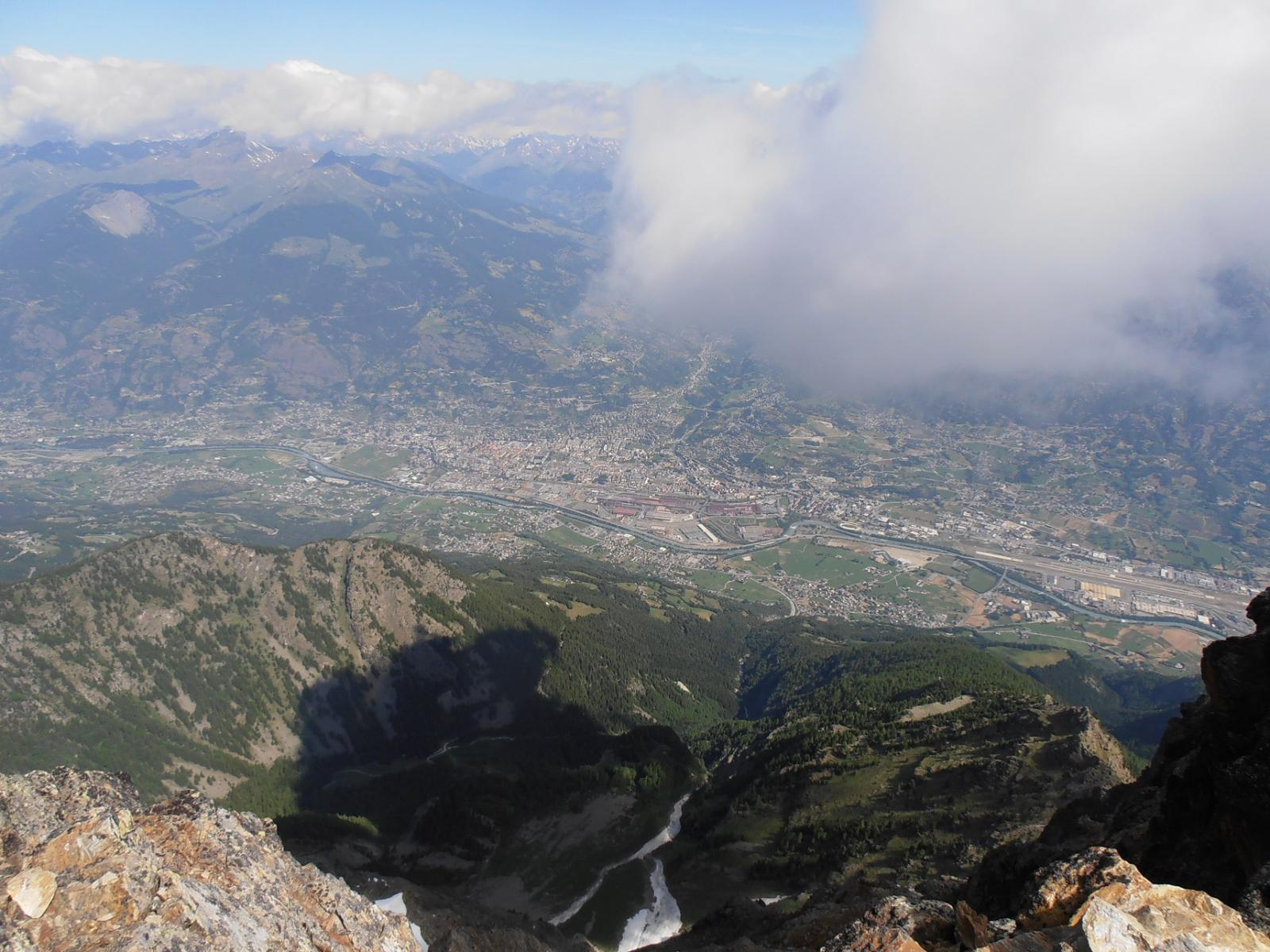 06 - Aosta dall'Alto