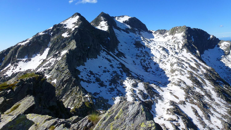 l'alto vallone d'Arlens con Liamau, Monfandi' e Goiassa