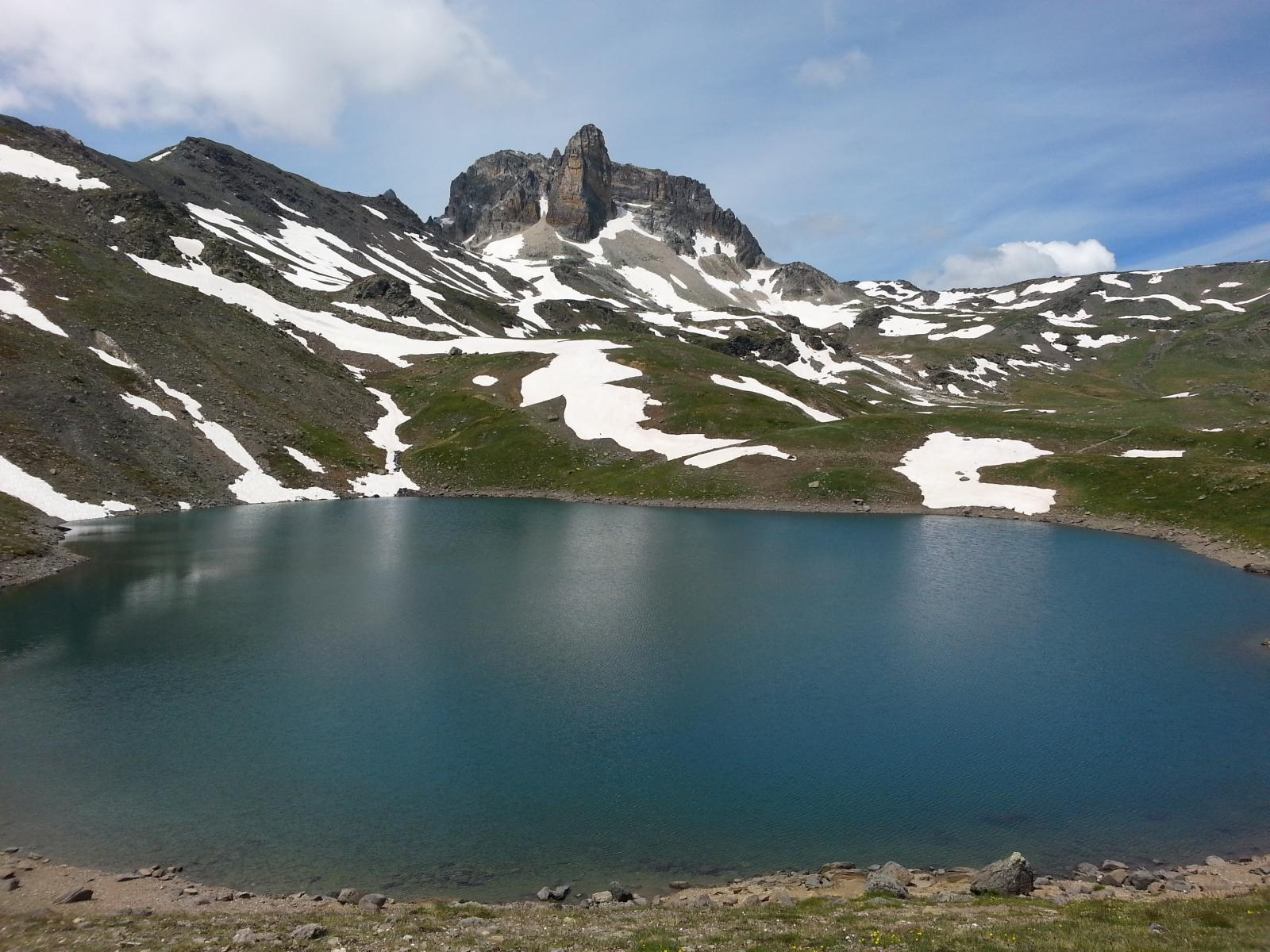 Lac Sainte Marguerite
