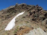Al colle del Monte Dzalou