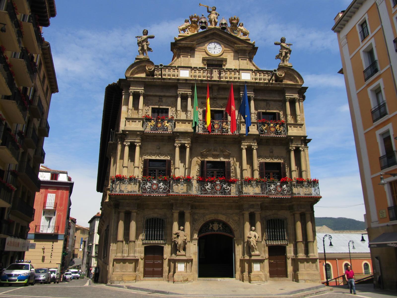 Municipio di Pamplona.
