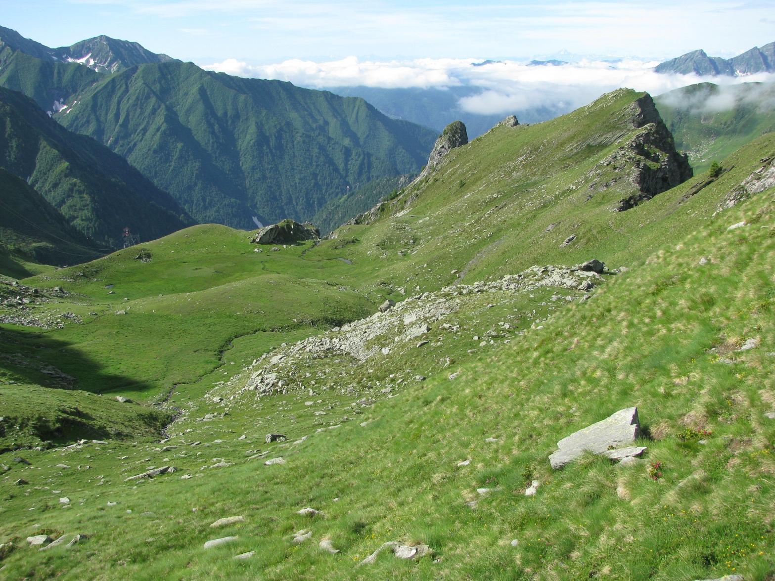 La bella valletta della Marmotta