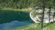 Lago Vargno e diga