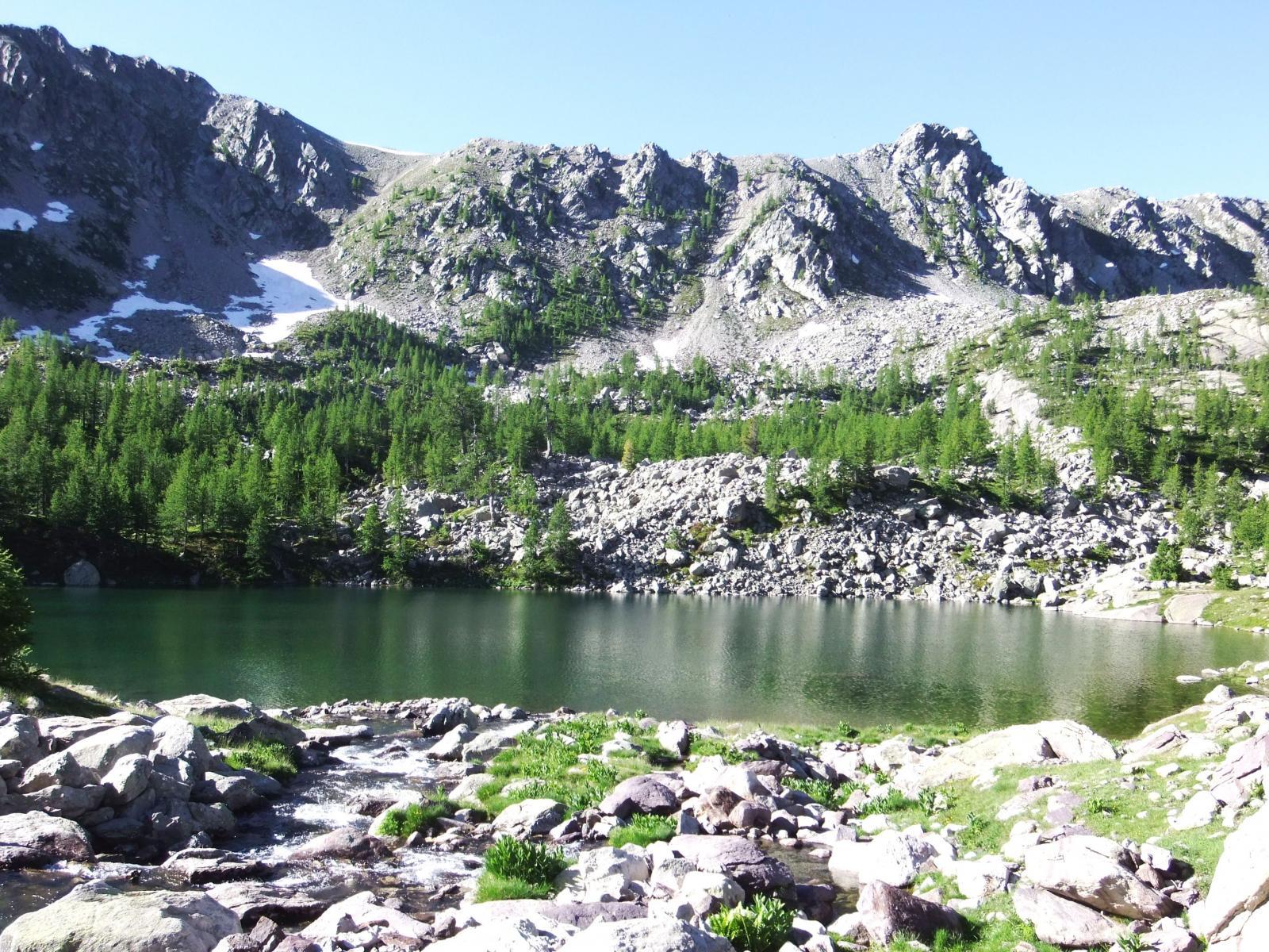 Lac Saorgine