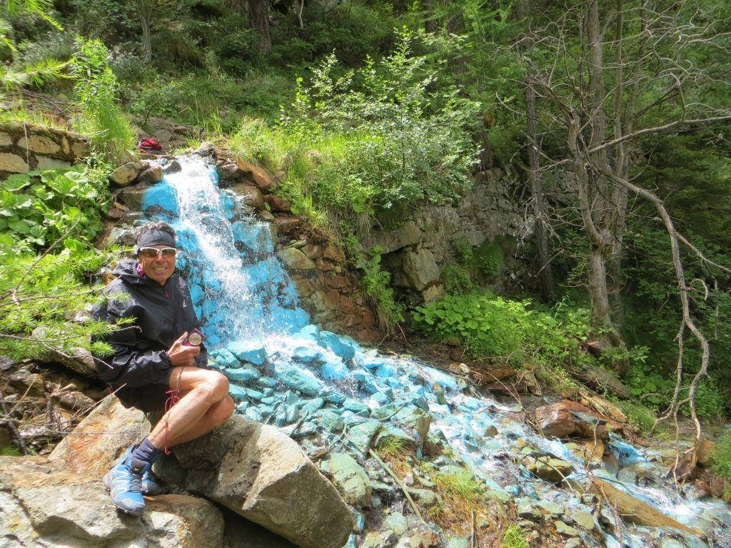 Petite Chaux (Alpe) e Lago Layet da Saint Marcel per il Vallone di Saint Marcel 2014-07-09