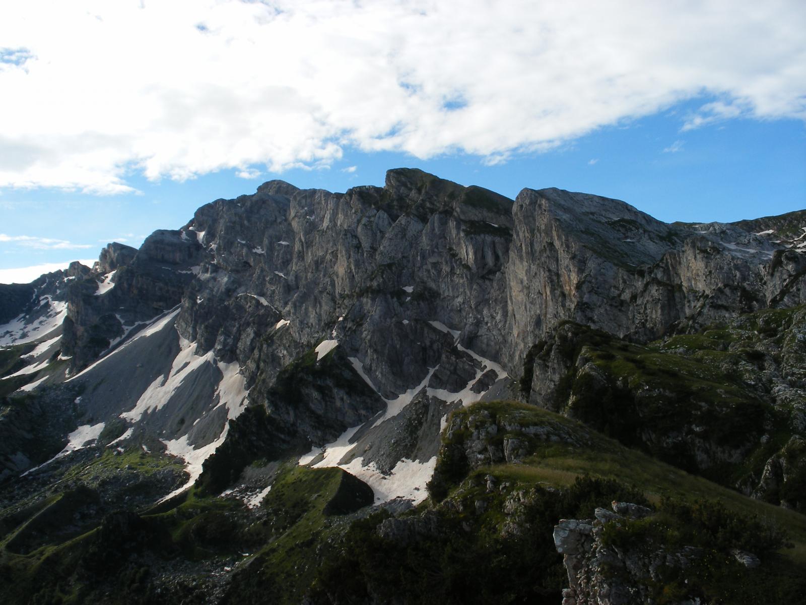 Marguareis (Punta) traversata di cresta dalla Testa del Duca a Punta Emma 2014-07-10