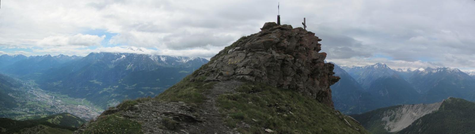 Pointe de Chaligne