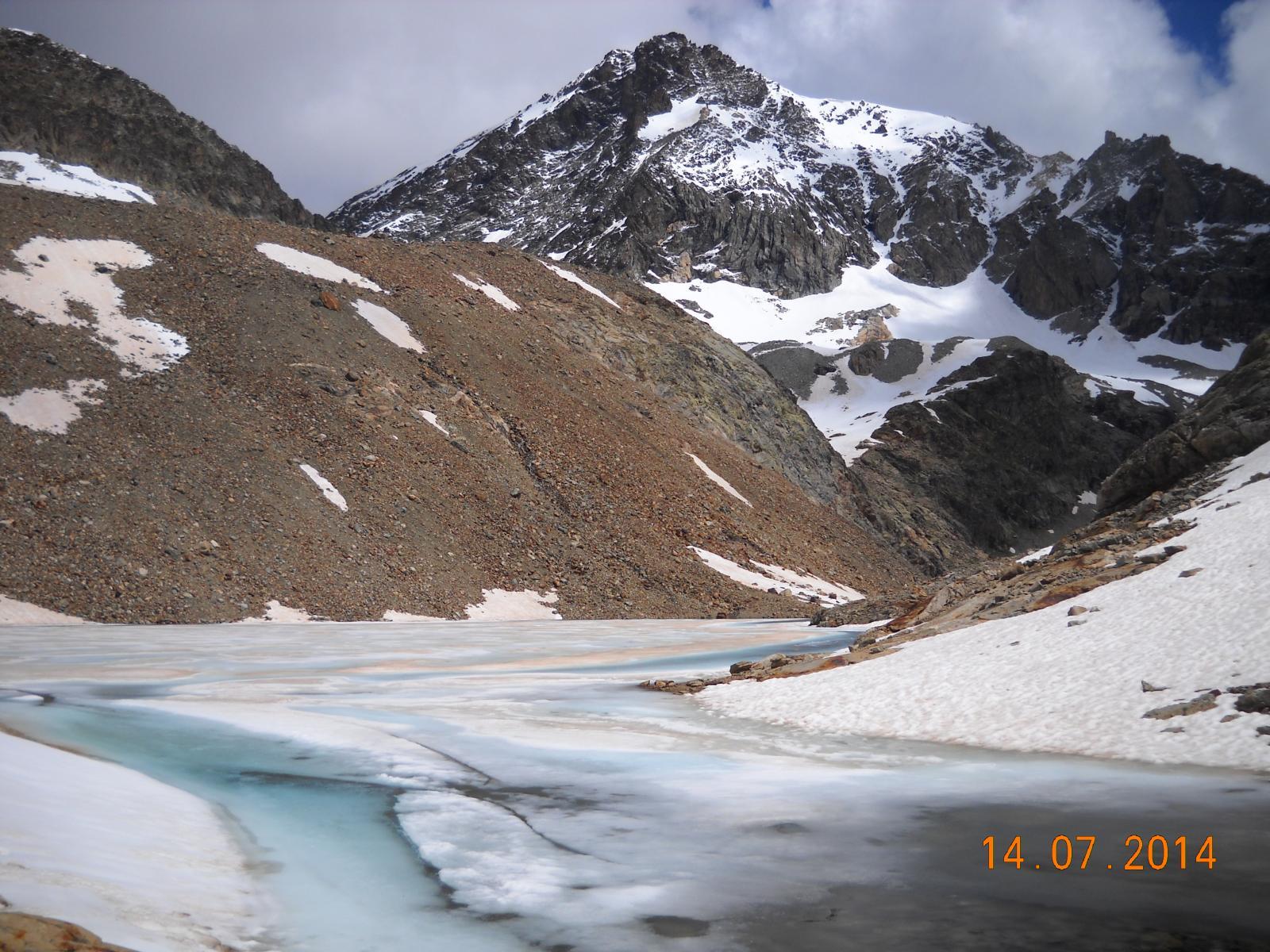 Gran Lago 2845mt.