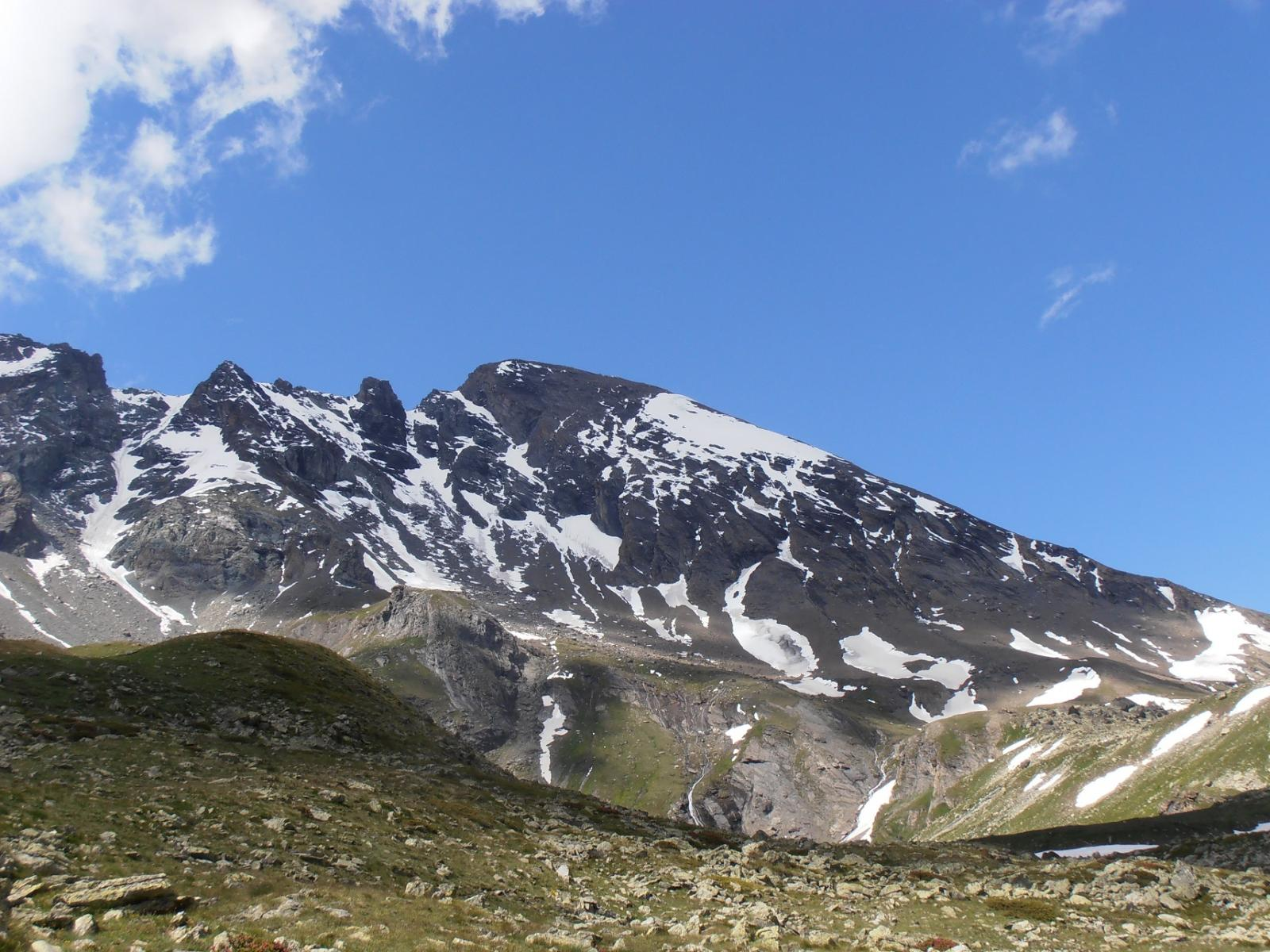 10 - Mont Avril cresta di salita