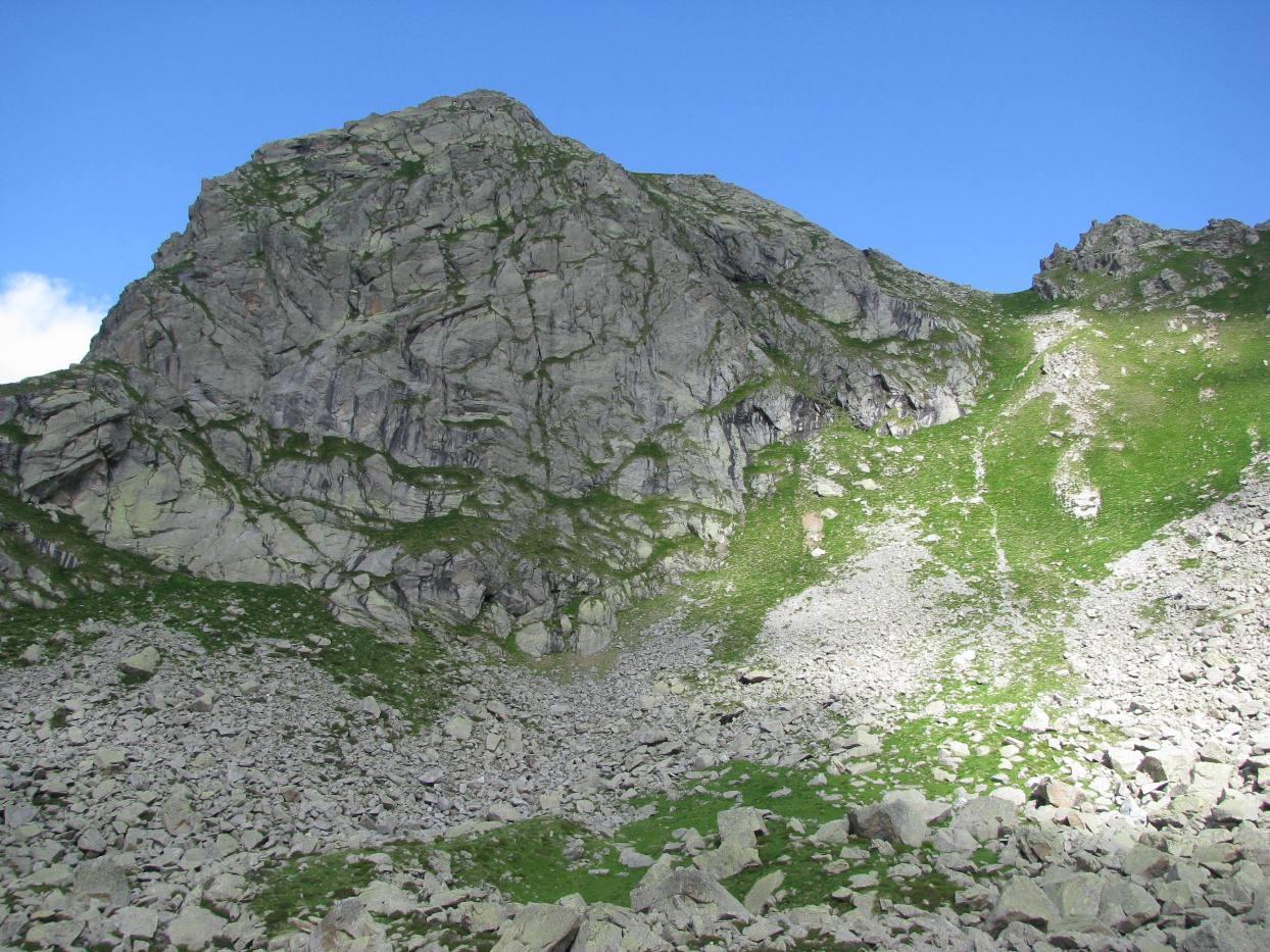Monte e Passo Destrera