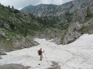 La via dei nevai