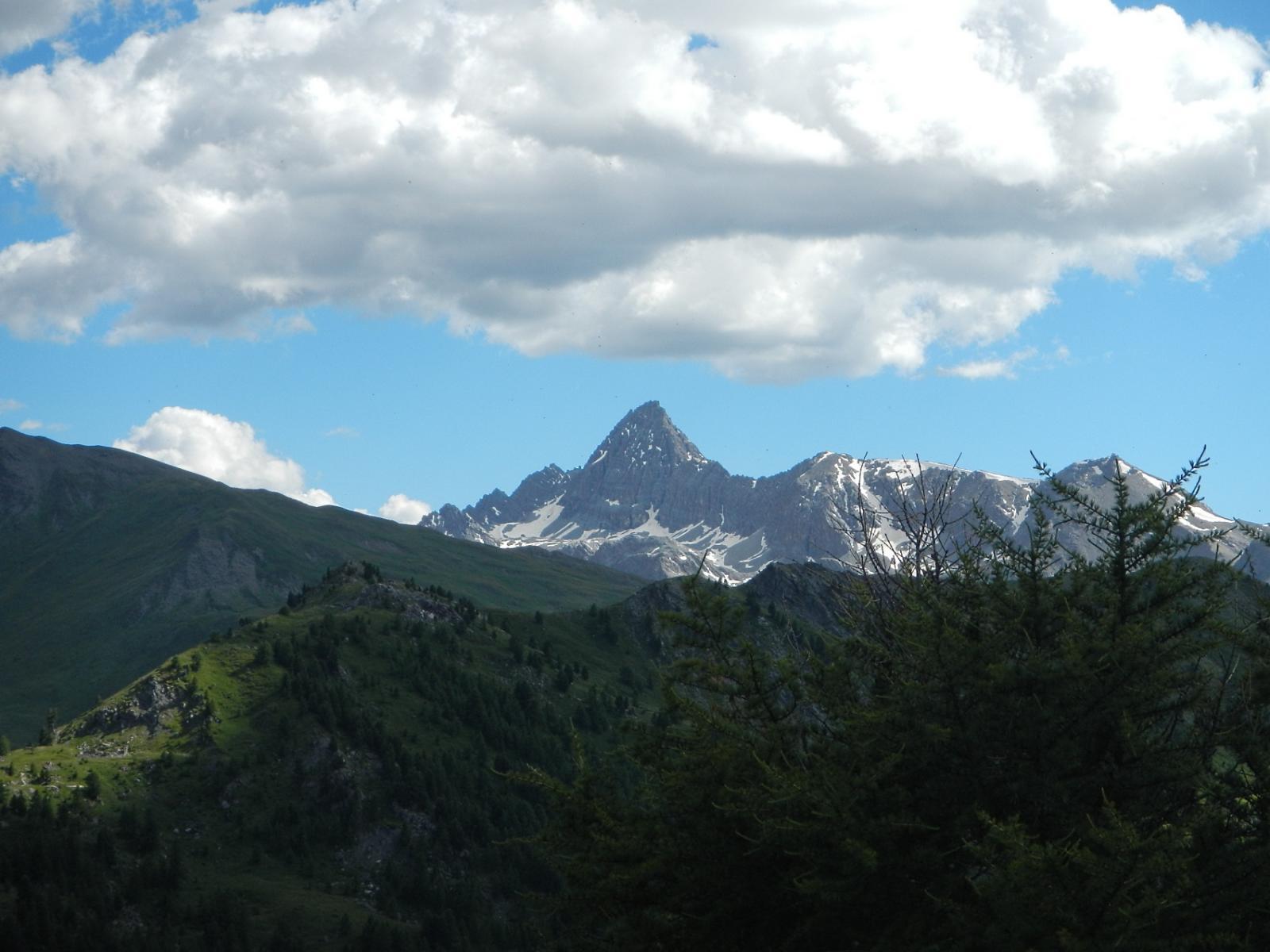 Pic de Roche Brune