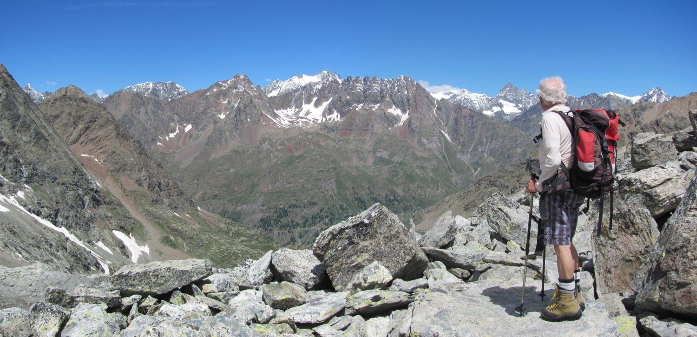 Panorama verso la Valpelline