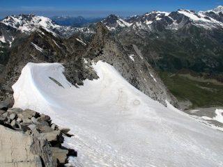 Verso il Monte Forciaz