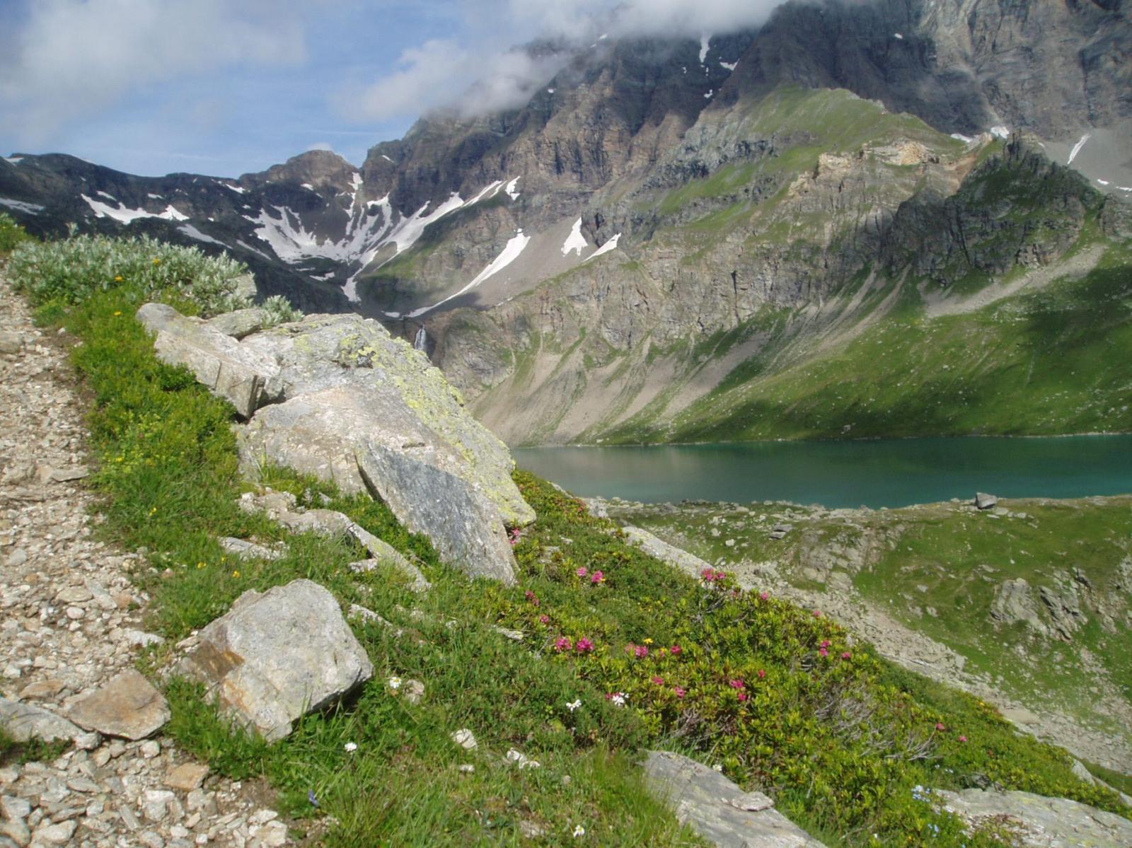 lago serrù