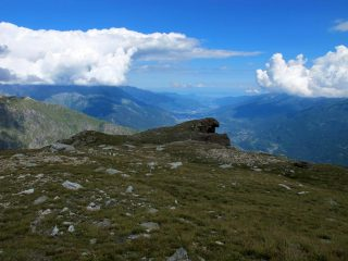 Bassa Val di Susa dal sentiero balcone