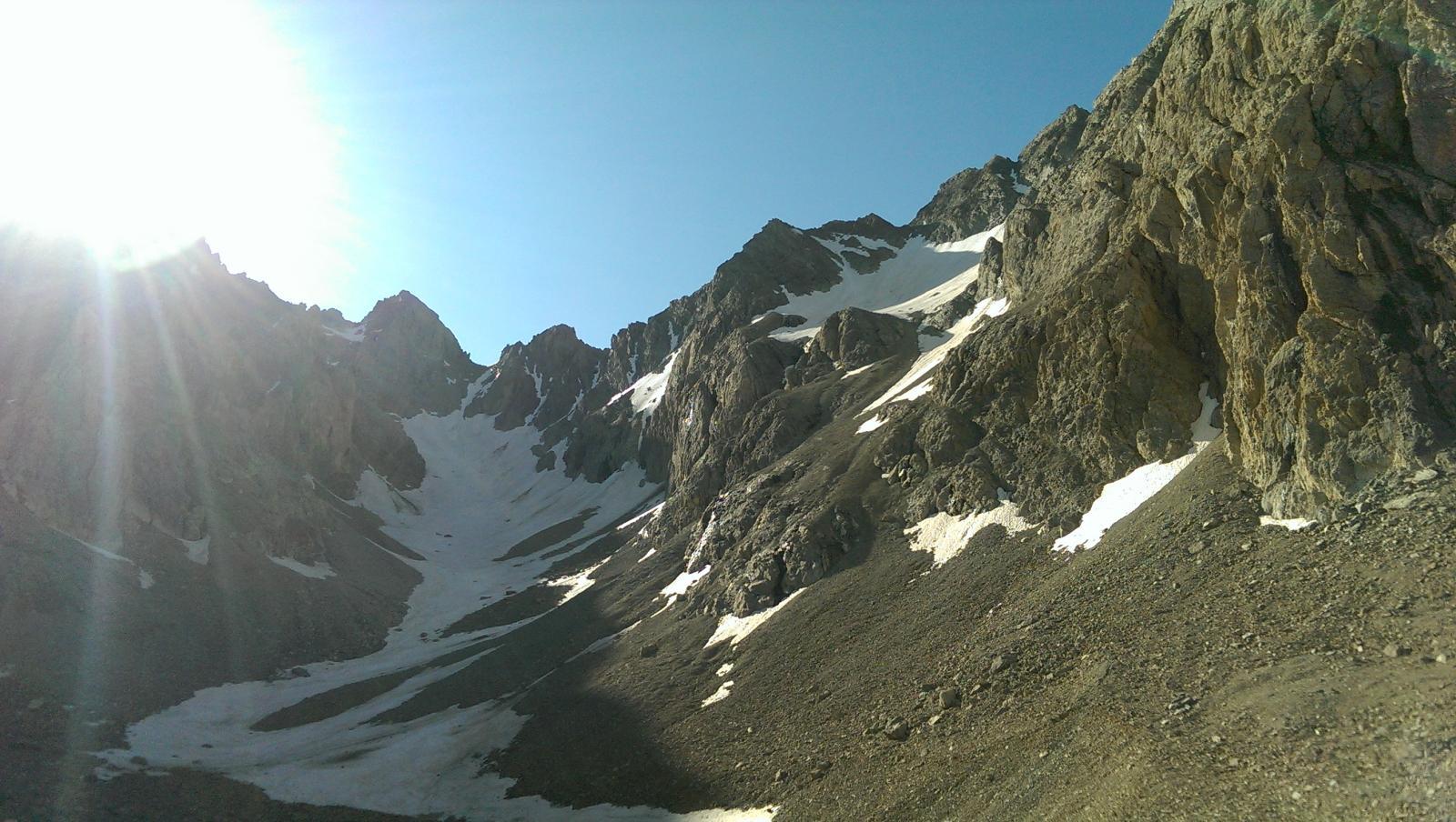 l'alto Vallon de Chauvet