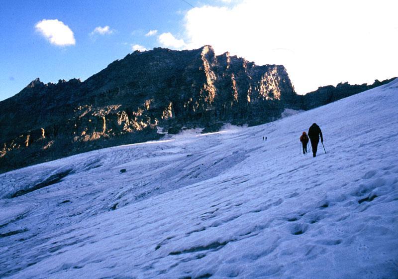 Levanna Centraleda Forno Alpi Graie per il Rifugio Daviso 2014-08-02