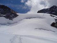 condizioni della temrinale sotto il Col de La Girose
