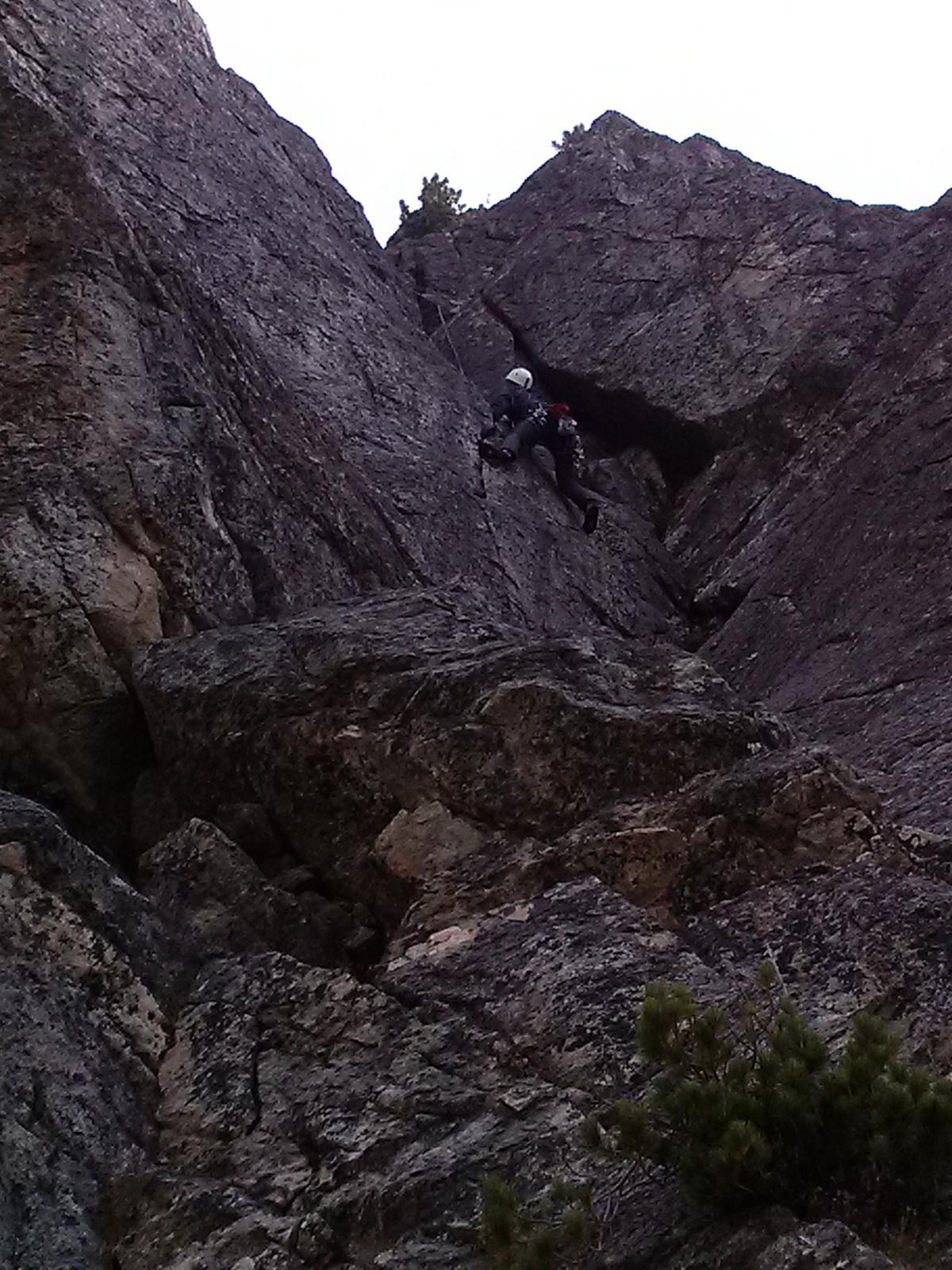 Passo del Gattopardo di piombo per uscire dalla fessura...