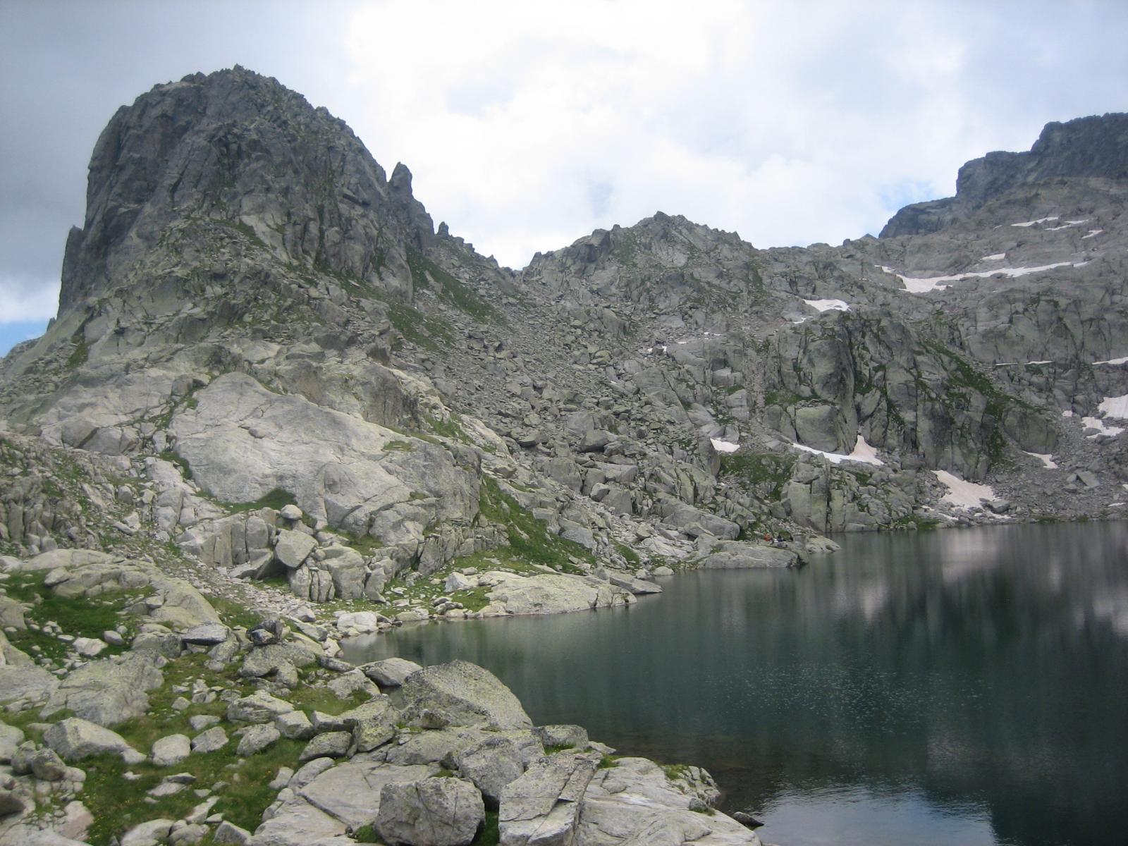 Lago Gelat