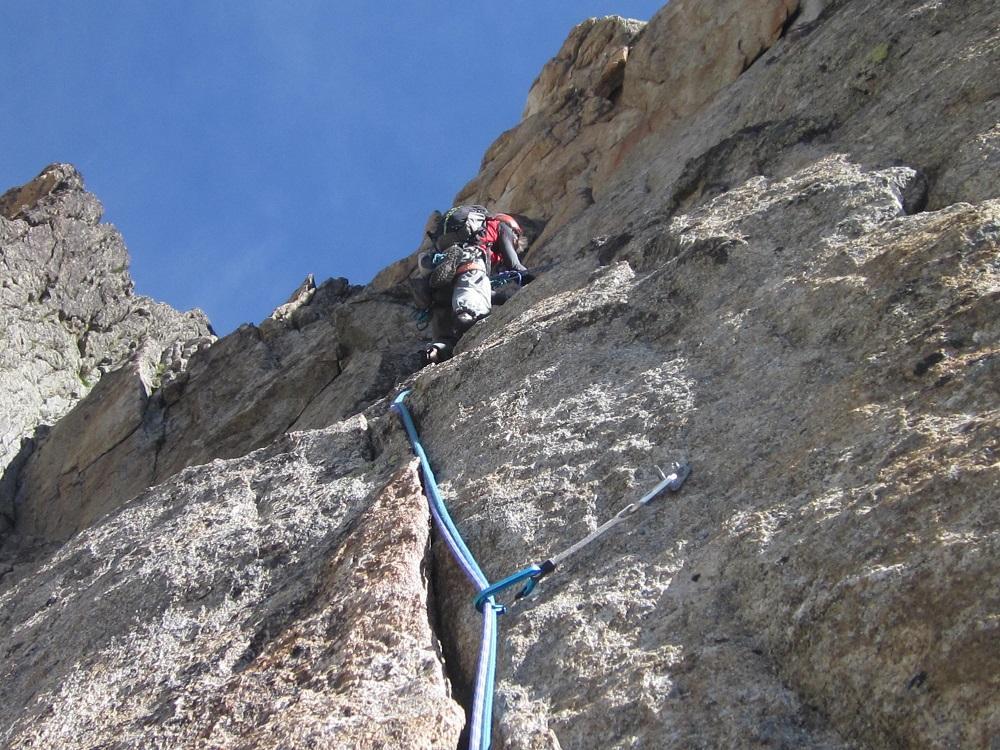Dibona (Aiguille) Visite obligatoire 2014-08-07